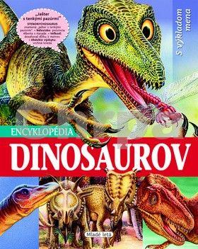 Francisco Arredondo, Lidia di Basi: Encyklopédia dinosaurov cena od 264 Kč
