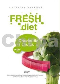 Katarína Skybová: Fresh diet cena od 213 Kč