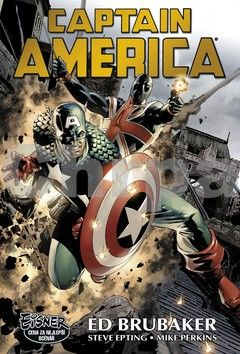 Ed Brubaker, Steve Epting, Mike Perkins: Captain America 2 cena od 623 Kč