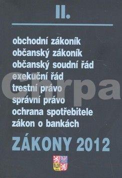 Poradce Zákony 2012 II. cena od 106 Kč