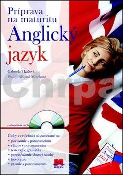 Gabriela Tkáčová, Philip Richard Merchant: Anglický jazyk cena od 244 Kč