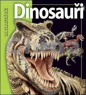 Julie Brownjohnová, Gabrielle Greenová, Amellia O´Bricková, John Long: Dinosauři - Na vlastní oči - 2. vydání cena od 182 Kč