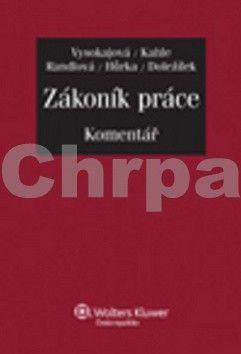 Bohuslav Kahle: Zákoník práce cena od 746 Kč