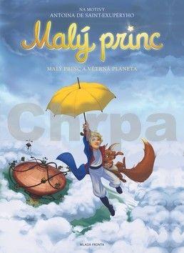 Malý princ a Větrná planeta cena od 94 Kč