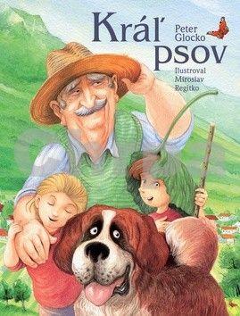 Peter Glocko: Kráľ psov cena od 127 Kč