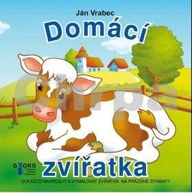 Ján Vrabec: Domácí zvířatka cena od 48 Kč