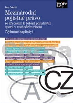 Petr Dobiáš: Mezinárodní pojistné právo cena od 299 Kč