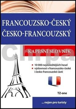 TZ-one: Francouzsko-český/česko-francouzský kapesní slovník cena od 65 Kč