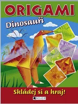 Eva Brožová: Origami – Dinosauři cena od 103 Kč