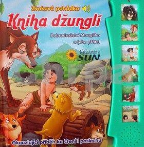 Petrošová Kateřina: Kniha džunglí - Zvuková pohádka cena od 199 Kč