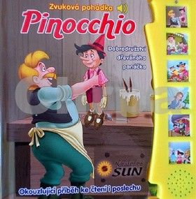 Pinocchio cena od 79 Kč