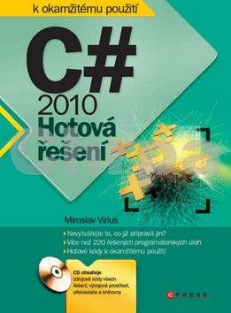 Miroslav Virius: C#2010 cena od 287 Kč