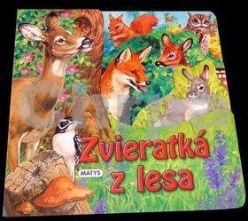 Daniela Reichstädterová: Zvieratká z lesa cena od 93 Kč