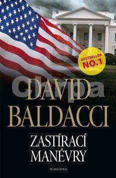 David Baldacci: Zastírací manévry cena od 265 Kč