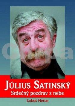 Luboš Nečas: Július Satinský cena od 89 Kč