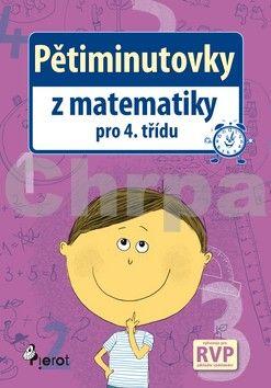 Petr Šulc: Pětiminutovky z Matematiky pro 4. třídu cena od 53 Kč