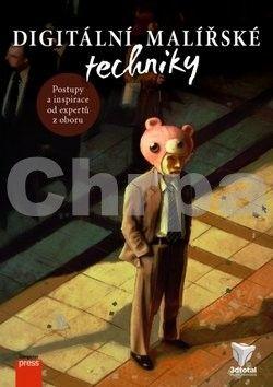 Chee Ming Wong, Jason Seiler, Jesse Van Dijk, Fabio M. Ragonha, Andrzej Sykut: Digitální malířské techniky cena od 469 Kč