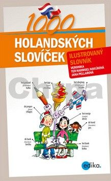 Veronika terHarmsel Havlíková: 1000 holandských slovíček cena od 155 Kč