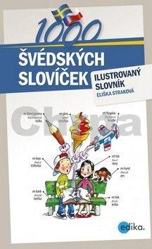 Eliška Straková: 1000 švédských slovíček cena od 135 Kč