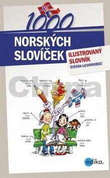 Štěpán Lichorobiec: 1000 norských slovíček cena od 156 Kč
