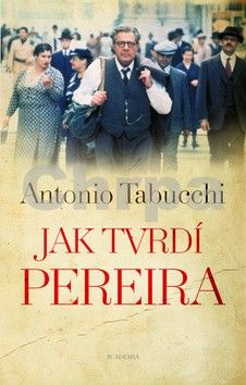 Antonio Tabucchi: Jak tvrdí Pereira (Edice Filmová řada) cena od 190 Kč