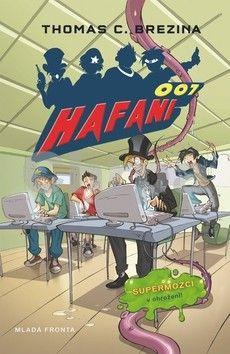 Thomas Brezina: Hafani 001! - Supermozky v ohrožení cena od 159 Kč