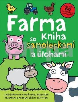 Farma - Kniha so samolepkami a úlohami cena od 0 Kč