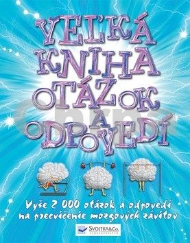 Svojtka Veľká kniha otázok a odpovedí cena od 358 Kč