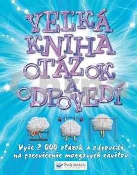 Veľká kniha otázok a odpovedí cena od 329 Kč