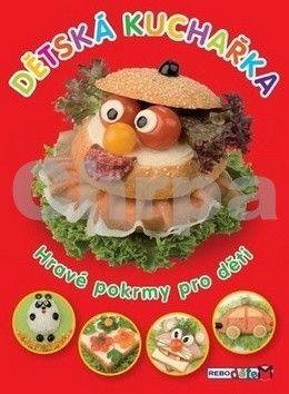 Dětská kuchařka cena od 127 Kč