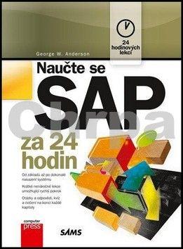 George W. Anderson: Naučte se SAP za 24 hodin cena od 587 Kč