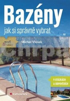 Michal Vlášek: Bazény - jak si správně vybrat cena od 57 Kč