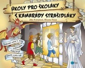 Jitka Andrýsková: Úkoly pro školáky s kamarády strašidláky cena od 87 Kč