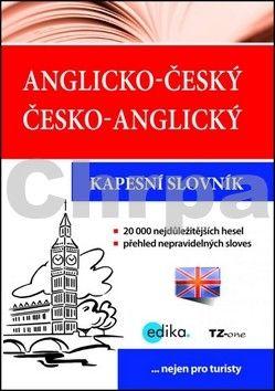 TZ-one: Anglicko-český, česko-anglický kapesní slovník cena od 110 Kč