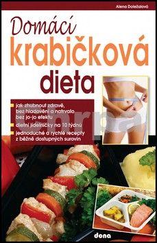 Alena Doležalová: Domácí krabičková dieta cena od 152 Kč