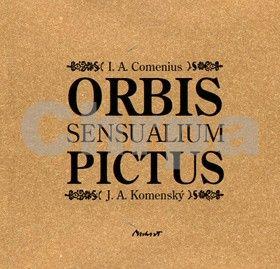 Jan Amos Komenský: Orbis sensualium pictus - váz. cena od 148 Kč