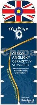 Motanice Česko-anglický obrázkový slovníček cena od 214 Kč