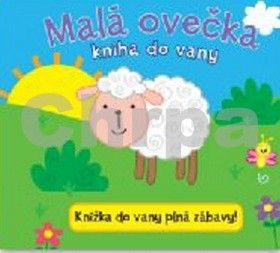 Malá ovečka Kniha do vany cena od 99 Kč