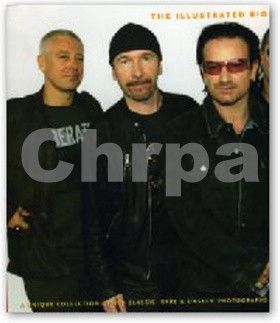 U2 Ilustrovaná biografie cena od 157 Kč