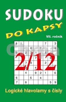 Sudoku do kapsy 2/2012 cena od 41 Kč