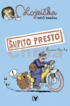 Bruno Heitz: Šupito presto cena od 39 Kč