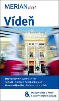 Christian Eder: Merian 56 - Vídeň - 4. vydání cena od 177 Kč
