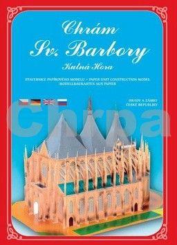 Chrám Sv. Barbory Kutná Hora cena od 65 Kč