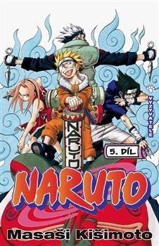 Masaši Kišimoto: Naruto 5 - Vyzyvatelé cena od 125 Kč