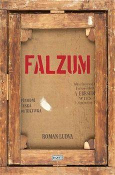 Roman Ludva: Falzum cena od 129 Kč