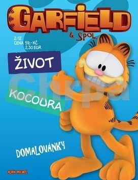Michel Albin: Garfield 2/12 - Život kocoura cena od 53 Kč