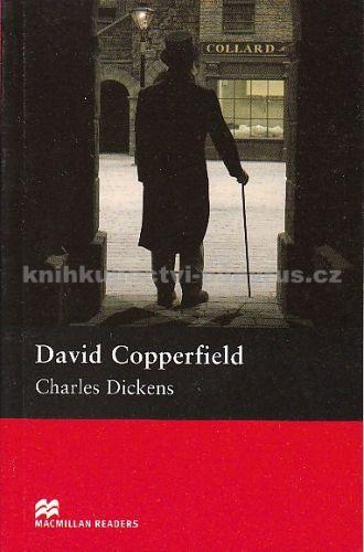Macmillan Readers David Copperfield - Charles Dickens cena od 134 Kč