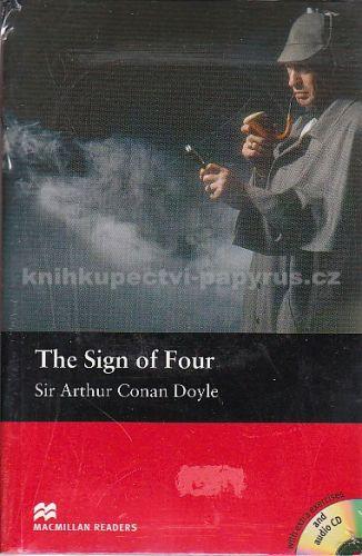 Doyle A.C.: Sign of Four T. Pack w. gratis CD cena od 228 Kč