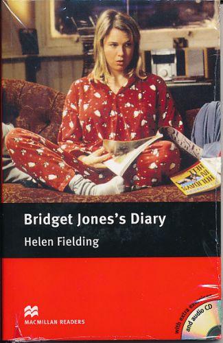 Macmillan Readers Bridget Jones's Diary+CD - Helen Fielding cena od 221 Kč