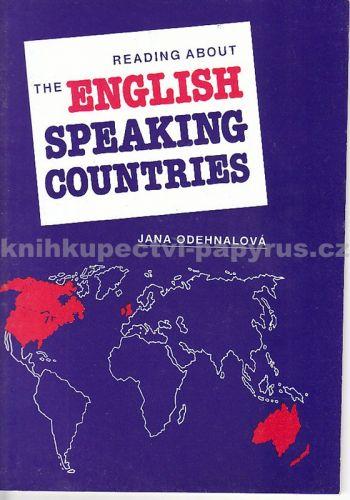 Odehnalová Jana: Reading about the English speaking countries cena od 39 Kč